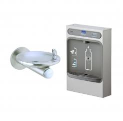 ELKAY vandens gėrimo fontanėliai patalpoms